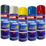 Tinta Spray Automotiva Colorgin Preto Brilhante