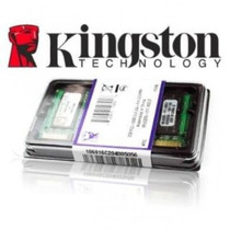 Memoria Notebook 2gb Ddr2 800/667 Zeradas Kingston 1 Linha