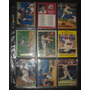 Interesante Set De (18) Tarjetas De Beisbol / Coleccionable.