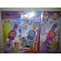 Reloj Digital Princesa Sofia Dra Juguetes Planes Dora