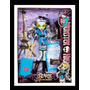 Monster High Frankie Stein Linea Scaris Nueva Orig De Mattel