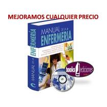 Libro :manual De La Enfermeria 1 Vol Cultural