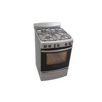 Cocina 4 Hornallas Orbis Acero 55 Cm 958 Aco C/valv