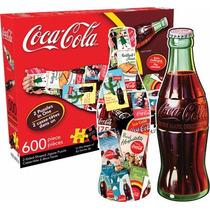 Rompecabezas 600 Piezas Coca Cola Tienda Colibri Games 75002