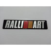 Adesivo Resinado Ralli Art L200 Outdor Sport Gls Mitsubishi