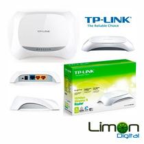 Router Inalámbrico N 150mbps Tp-link Tl-wr720n Internet