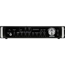 Cabezal Amplificador P/ Bajo Swr Working Pro 400 Watts