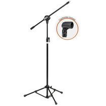 Pedestal Para Microfone Modelo Arcano Ar001 Com 1 Cachimbo
