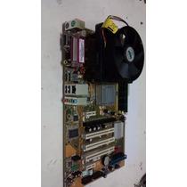 Placa Asus P5ld2-x 1333 Lga 775 Ddr2+ Core 2duo 7400+2gb Me