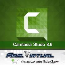 Camtasia Studio. Capture Y Edite Vídeos Fácilmente.