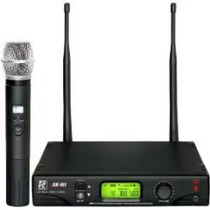 Microfone Sem Fio Staner Sw481 Uhf Novinho