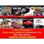 Bike, Moto, Carro Coleção Play 2 (kit 8 Jogos Ps2 Corrida
