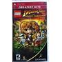 Jogo Lacrado Lego Indiana Jones: The Original Adventures Psp
