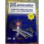 Cables De Bujia Renault 9 11 Cable Bob.largo Prestolite!!