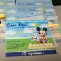 Mickey Mouse Baby - Tarjeta De Invitación Personalizada
