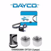 Kit Correia Dentada + Tensor Iveco Daily 2.8 Dayco Ktb307