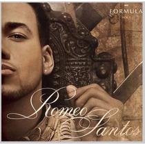 Romeo Santos Formula Vol 1 Novo Lacrado Cd 2011