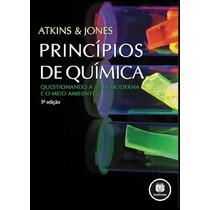 E-book Princípios De Química Atkins & Jones 5 Edição Pdf Dig