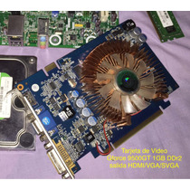 Tarjeta De Video Gforce 9500gt 1gb Ddr2