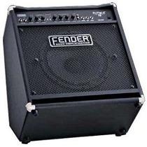 Amplificador P/bajo Fender Rumble 75w Con Overdrive Cd Mp3