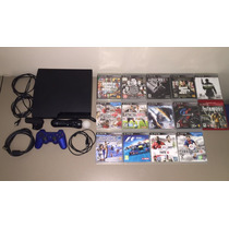 Ps3 320gb Excelente Estado Joystick, Move, Camara Y Juegos