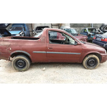 Sucata Gm Pick Up Corsa St 2000/2001 (somente Peças)
