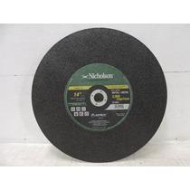 Disco De Corte De Metal De 14 Tipo 1 Nicholson