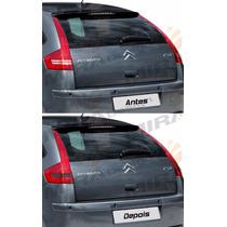 Adesivo Fumê Lanternas Traseiras Citroën C4 Hatch 2009...