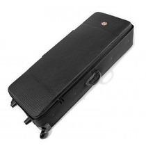 Semi Case Porta Ferragens Bateria C/ Rodinhas Solid Sound