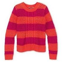 Sweater Sueter Marca Arizona Talla S Equivalente A 6/7 Años