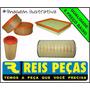 Filtro Ar Seco Mb 710 712 912 Lo812 (om3