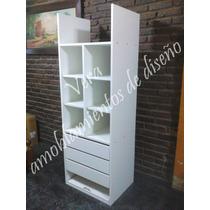 Oferta Torre/modulo 6 Cubos, 3 Cajones, Interior Placard 60