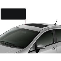 Adesivo Imitação Teto Solar Automotivo Falso Black Piano