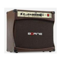 Amplificador Cubo P/ Violao E Voz 100w Borne Infinit Cv12100