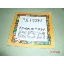 Livro Historias Das Mil E Uma Noites Ruth Rocha R.641