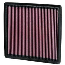 K & N 33 A 2385 De Alto Rendimiento Del Filtro De Aire De Re
