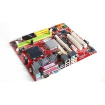 Placa Mãe 775 P4m890m3-v / Aceita Core 2 Duo/quad Ddr2
