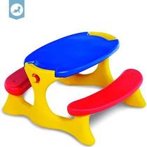 Brinquedo Mesa Recreio Infantil Playground Bandeirante
