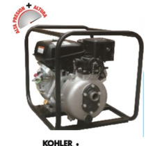 Motobomba 6.5 Hp Kohler Alta Presion 2x2 Autocebante