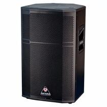 Caixa Ativa Antera Hps 12 A 500w Rms Musical Baruk