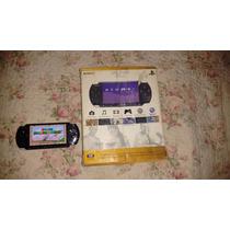 Psp Sony 3010 Destravado C/ Cartão 8gb