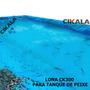 Lona Lago Tanque Criação Peixe Manta Impermeável Rede 3x3 M