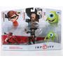Kit Disney Infinity Play Set Sidekicks Pack