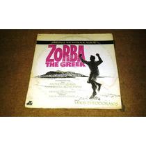 Disco Acetato De Zorba The Greek, Soundtrack