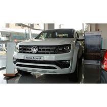 Volkswagen Amarok 180cv Highline 4x4 Mt My17 Stock 2017!!