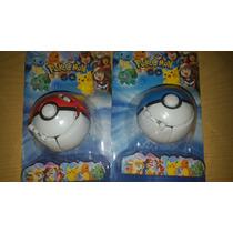Pokemon Pokebolas X 2 Unidades Con Pokemon