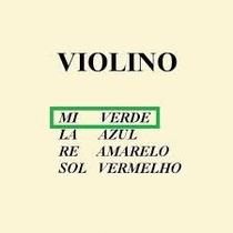 Corda Avulsa - Violino - Mauro Calixto - 1º Mi - Frete 7,00