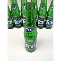 Garrafa Refrigerante Taí Antiga Em Vidro Verde 300ml Coleção
