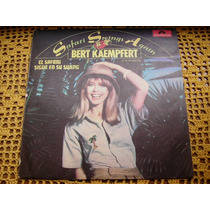 Bert Kaempfert / El Safari Sigue En Su Swing - Lp De Vinilo