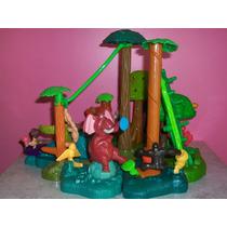 Tarzan Coleccion Disney Original Muñeco Figura Accion Cine